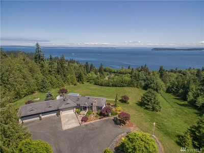 Port Ludlow WA Single Family Home For Sale: $795,000