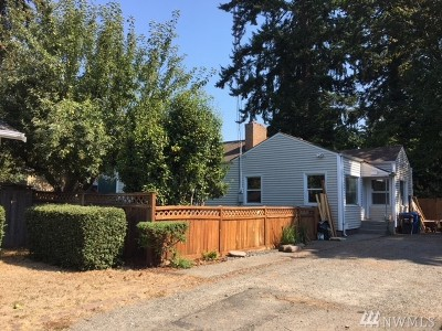 Seattle Single Family Home For Sale: 13310 30th Ave NE