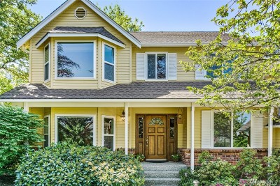 Woodinville Single Family Home For Sale: 21426 50th Dr SE