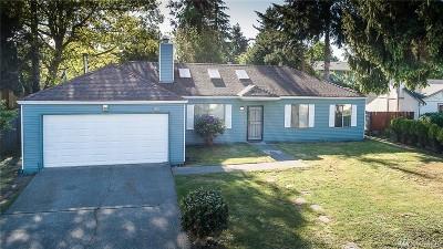 Tacoma WA Single Family Home For Sale: $319,777