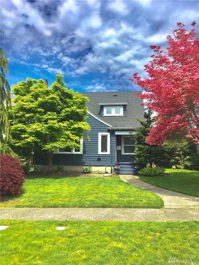 Tacoma WA Single Family Home For Sale: $599,900