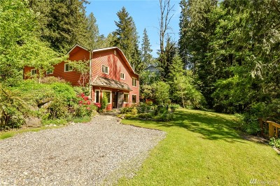 Maple Valley Single Family Home For Sale: 24521 SE 238th St
