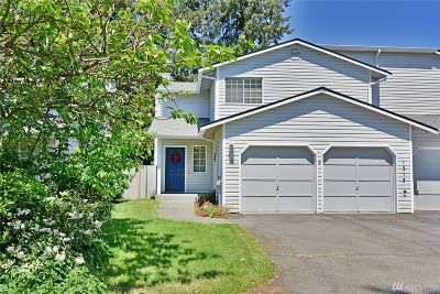 Everett Condo/Townhouse For Sale: 1313 63rd St SE #A