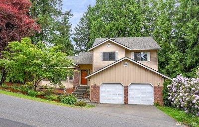Sammamish Single Family Home For Sale: 1950 226th Place NE