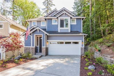 Bothell Single Family Home For Sale: 17913 3rd Ave SE