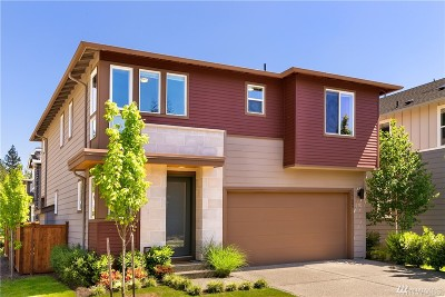 Bothell Condo/Townhouse For Sale: 17609 35th Dr SE