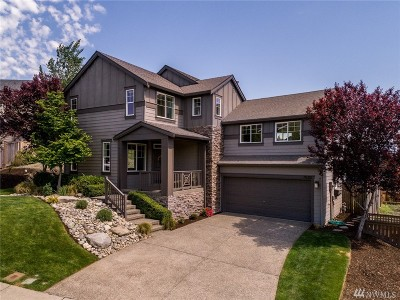 Snoqualmie Single Family Home For Sale: 7520 Pinnacle Place