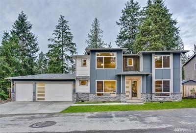 Kirkland Single Family Home For Sale: 12615 NE 85th Lane
