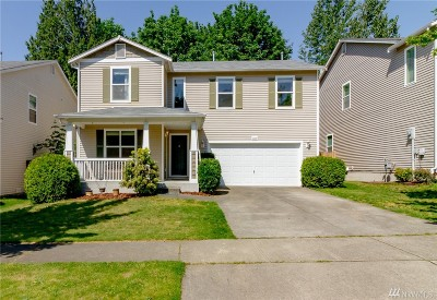 Covington Single Family Home For Sale: 24229 181st Place SE