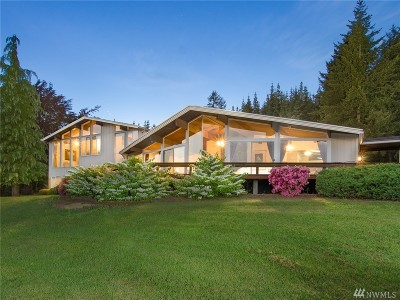 Woodland Single Family Home For Sale: 411 Little Kalama River Rd