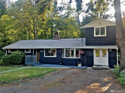 Burien Single Family Home For Sale: 16457 13th Ave SW