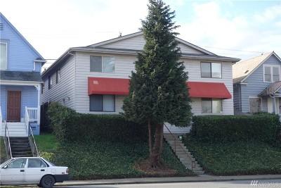 Everett Multi Family Home For Sale: 3230 Rucker Ave
