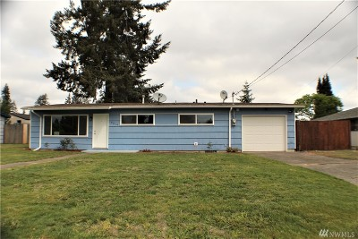 Lacey Single Family Home For Sale: 7514 3rd Ave SE