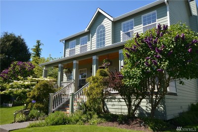 Anacortes Single Family Home Pending: 1916 13th St