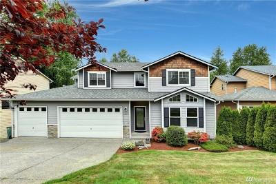 Lake Stevens Single Family Home For Sale: 11819 34th St NE