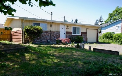 Renton Single Family Home For Sale: 18629 108th Ave SE