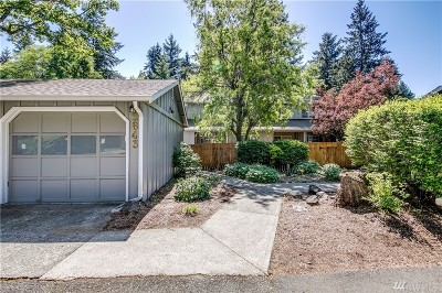 Olympia Condo/Townhouse Contingent: 2843 60th Lane SE #D