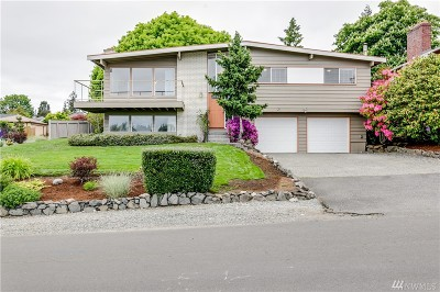 Burien Single Family Home For Sale: 4222 SW 107th St.