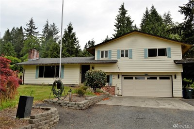 Chehalis Single Family Home For Sale: 191 Brook Dr