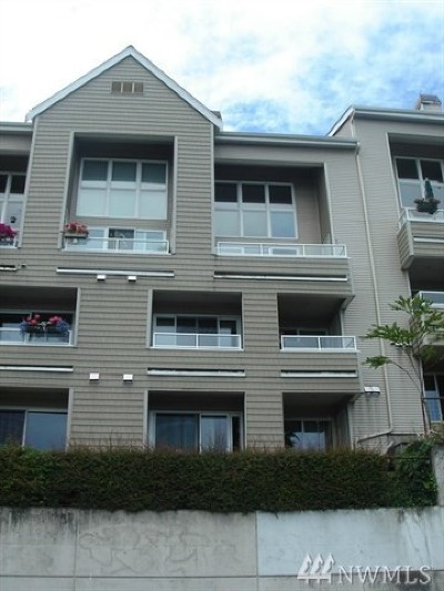 Tacoma Condo/Townhouse For Sale: 1 Broadway #306