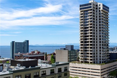 Seattle Condo/Townhouse For Sale: 2100 3rd Ave #1104