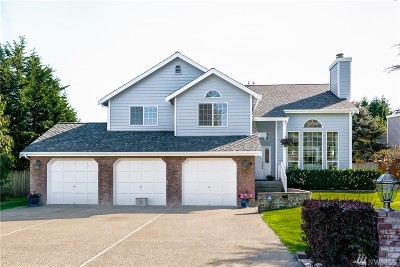 Bothell Single Family Home For Sale: 18 174th St SW