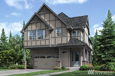 Issaquah Single Family Home For Sale: 473 5th (Lot 26) Ave NE