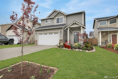 Thurston County Single Family Home For Sale: 14458 99th Wy SE