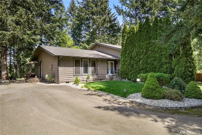 Port Orchard Single Family Home For Sale: 12090 SE Triviere Trail