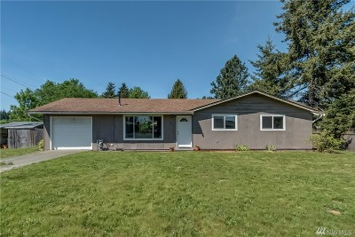 Ferndale Single Family Home For Sale: 1792 Harksell Rd