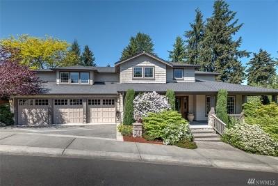 Kirkland Single Family Home For Sale: 5903 106th Ave NE