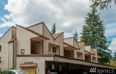 Bellevue Condo/Townhouse For Sale: 14636 NE 45th St #C3