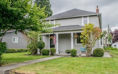 Snohomish Single Family Home For Sale: 309 Avenue G