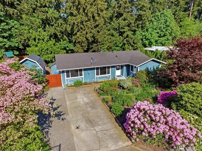 Lake Tapps WA Single Family Home For Sale: $314,000