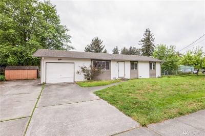 Tacoma WA Single Family Home For Sale: $200,000