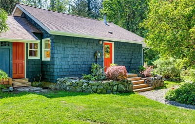 Bellingham Single Family Home For Sale: 1716 High Noon Rd