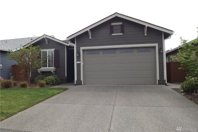 Thurston County Single Family Home For Sale: 4946 Orcas Place NE