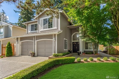 Issaquah Single Family Home For Sale: 4205 243rd Ave SE