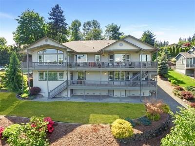 Tacoma Single Family Home Contingent: 6515 A St Ct NE
