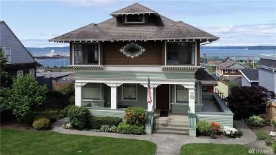 Everett Condo/Townhouse For Sale: 2112 Rucker Ave #2