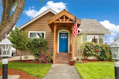 Enumclaw Single Family Home For Sale: 1457 Lafromboise St