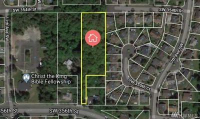 Residential Lots & Land For Sale: 92 SW 354th St