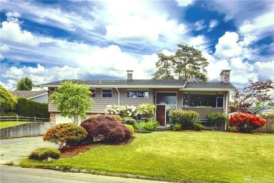 Everett Single Family Home For Sale: 4835 W Glenhaven Dr