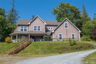 Mount Vernon Single Family Home For Sale: 16711 Blodgett