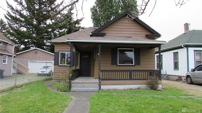 Tacoma Single Family Home For Sale: 5433 S Warner St