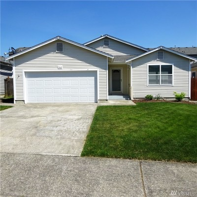 Puyallup Single Family Home For Sale: 17415 84th Av Ct E