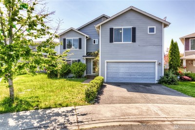 Spanaway Single Family Home For Sale: 20326 49th Ave E
