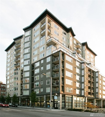 Condo/Townhouse For Sale: 2607 Western Ave #506