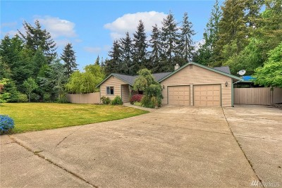 Bonney Lake WA Single Family Home For Sale: $449,950