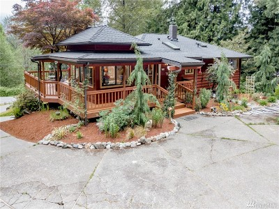 North Bend, Snoqualmie Single Family Home For Sale: 43501 SE 149th St